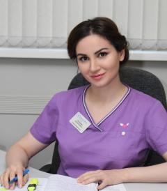 Гатагажева Аза Аслановна