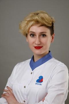 Акуленко Елена Олеговна