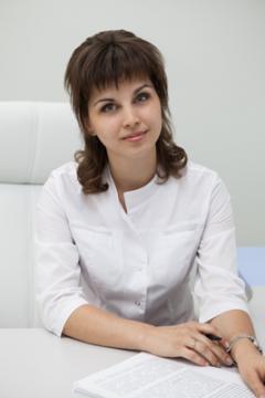Бурова Ольга Михайловна