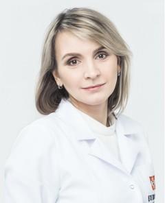 Быкова Анна Константиновна