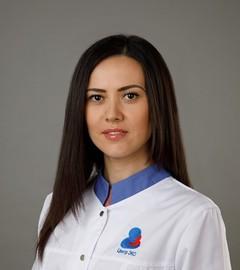 Донцова Любовь Александровна