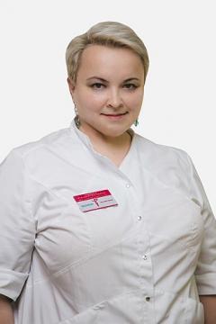 Комарова Екатерина Викторовна