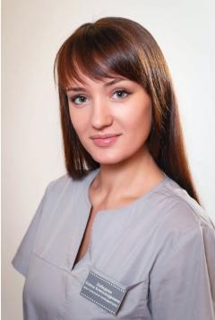 Лебедева (Шендерей) Елена Александровна