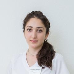 Лигидова Марьяна Мухамедовна