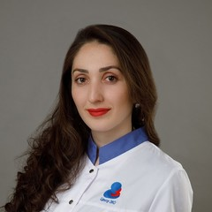 Кешокова (Лигидова) Марьяна Мухамедовна