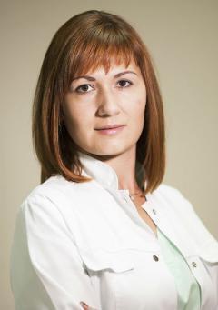 Селезнёва (Павлухина) Светлана Сергеевна