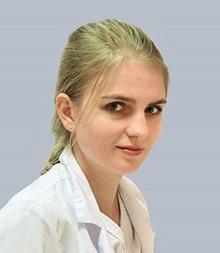 Бахматова Александра Евгеньевна