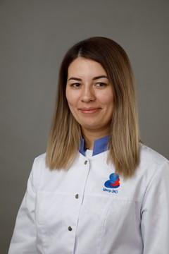 Торопова Анастасия Сергеевна