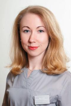 Волкова (Ракина) Юлия Викторовна