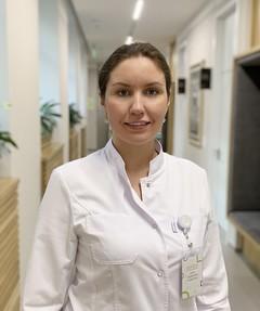Поварова Анна Андреевна