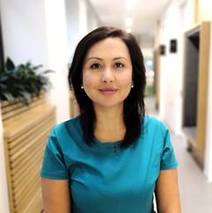 Юрматова Наргис Валиджановна